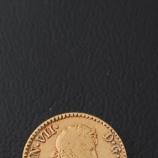 Monedas de España: ESPAÑA- 1/2 ESCUDO DE ORO - FERNANDO VII. Lote 254925150