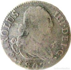 Monedas de España: ESPAÑA, CARLOS IV (1788-1808) 2 REALES DE 1807 MADRID AI. CAL-979./ PLATA.(VER DESCRIPCIÓN Y ...).. Lote 255004480