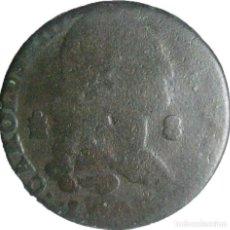 Monedas de España: ESPAÑA, CARLOS IV (1788-1808) 8 MARAVEDÍS 1806? SEGOVIA CAL-1497 (VER DESCRIPCIÓN Y FOTOS).. Lote 255008685