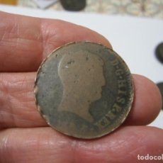 Monedas de España: MONEDA DE 8 MARAVEDIES DE FERNANDO VII DE 1826 (JUBIA) RARA. Lote 255019220