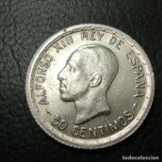 Monedas de España: 50 CENTIMOS 1926 PLATA SIN CIRCULAR S/C , BRILLO ORIGINAL. LIQUIDACION COLECION. Lote 255562505