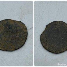 Monedas de España: MONEDA. REYES CATOLICOS. 2 MARAVEDIS - MARAVEDIES. GRANADA. ESCASA. VER FOTOS. Lote 255971410