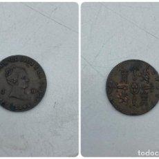 Monedas de España: MONEDA. ESPAÑA. ISABEL II. 2 MARAVEDIS - MARAVEDIES. 1846. VER FOTOS. Lote 256111730