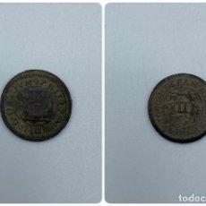 Monedas de España: MONEDA. FELIPE III. 4 MARAVEDIS - MARAVEDIES CON RESELLO. CUENCA. 1600. VER FOTOS. Lote 258265980