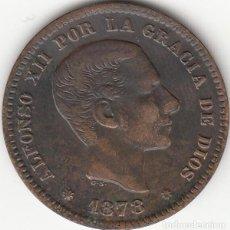 Monedas de España: ALFONSO XII: 5 CENTIMOS 1878 BARCELONA OM. Lote 259924475