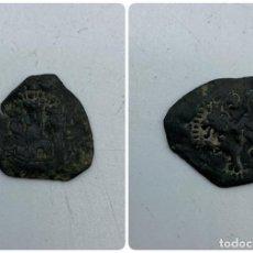 Monedas de España: MONEDA. FELIPE II. 2 MARAVEDIS - MARAVEDIES. ENSAYADOR JUAN DE ASTORGA. GRANADA ENCIMA DE LEON. VER. Lote 260025640