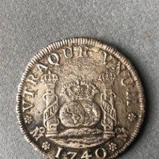 Monedas de España: 4 REALES COLUMNARIO DE FELIPE V DE 1740. Lote 260328685