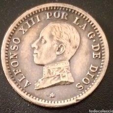 Moedas de Espanha: ALFONSO XIII 2 CENTIMOS 1912 ESTRELLA 12. Lote 260725240