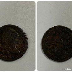 Monedas de España: MONEDA. CARLOS III. 2 MARAVEDIS - MARAVEDIES. 1774. SEGOVIA. VER FOTOS. Lote 260808500