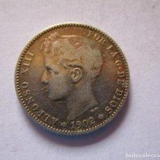 Monedas de España: MUY BONITA UNA DE PLATA DE ALFONSO XIII. Lote 261157340