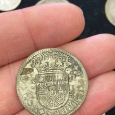 Monedas de España: FELIPE V 2 REALES 1722 SEVILLA. Lote 261188720