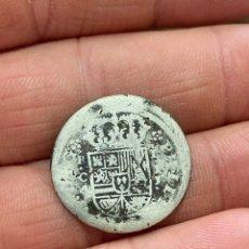 Monedas de España: FELIPE V 1 REAL DE CUENCA 1719. Lote 261539575