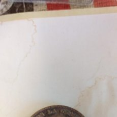 Monedas de España: 4 MONEDAS DE COBRE DE 10 CETIMOS. Lote 261816330