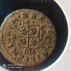 Monedas de España: 8 MARAVEDÍES FERNANDO IIII, 1661,ADMITE LIMPIEZA.. Lote 262280205