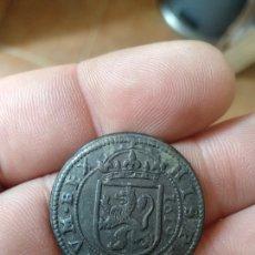 Monedas de España: 8 MARAVEDIS FELIPE III 1619 SEGOVIA. Lote 262449555