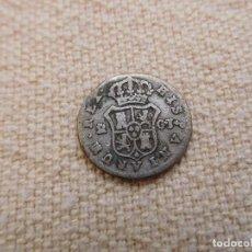 Moedas de Espanha: ESPAÑA. 1/2 REAL AÑO 1816 FERNANDO VII PLATA. Lote 262474855