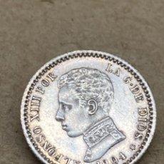 Monedas de España: MONEDA DE PLATA 50 CENTS 1904. Lote 262894840