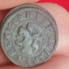 Monedas de España: FELIPE V 1606 2 MARAVEDIS SEGOVIA. Lote 263190250