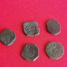 Monedas de España: LOTE RESELLOS AUSTRIAS. Lote 263190770
