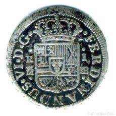 Monedas de España: XS- FERNANDO VI 1755 1 REAL DE PLATA MADRID - JB. Lote 263203655