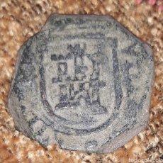 Moedas de Espanha: MONEDA ESPAÑA FELIPE IV 8 MARAVEDIS CUENCA C 1624. Lote 264457264