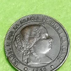 Monedas de España: ISABEL II . 2½DE 1868. MUY BIEN CONSERVADA.. Lote 265372389