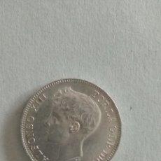 Monedas de España: MONEDA ALFONSO XIII 5 PESETAS 1899. Lote 265504074