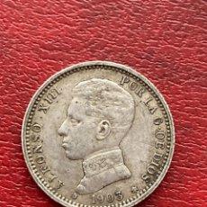 Monnaies d'Espagne: 1 PESETA 1903 *03. Lote 266267168