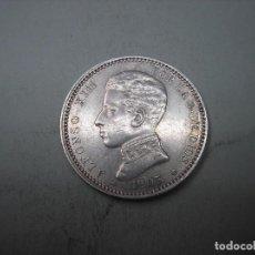 Monedas de España: 1 PESETA DE PLATA DE 1903. 19-03 . REY ALFONSO XIII. Lote 266766943
