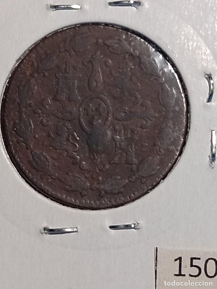 Monedas de España: España 4 maravedís 1773 Segovia - Foto 5 - 267134089