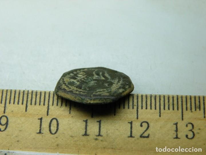Monedas de España: 4 Maravedís Granada, a limpiar y Catalogar. (elcofredelabuelo) - Foto 2 - 267411814