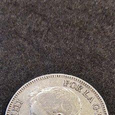 Monedas de España: MONEDA 5 PESETAS 1896, ALFONSO XIII. *96. Lote 267814459