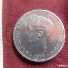 Monnaies d'Espagne: DURO DE 5 PESETAS DE PLATA DE 1899. Lote 268942604