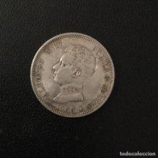 Monedas de España: ESPAÑA ALFONSO XIII , 2 PESETAS DE PLATA DE 1905 *19-05. Lote 269268928