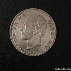 Monedas de España: ESPAÑA , ALFONSO XII , 2 PESETAS DE PLATA DE 1883 .. Lote 269269488