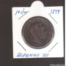 Monedas de España: MONEA ES`PAÑOLA LA QUE VES ALFONSO XII 1879 LA QUE VES. Lote 269280168