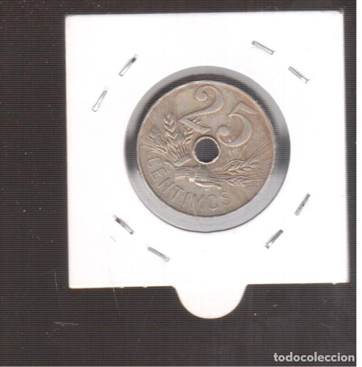Monedas de España: MONEA ESPAÑOLA LA QUE VES ALFONSO XIII 25 CTMOS 1927 LA que ves - Foto 2 - 269280913