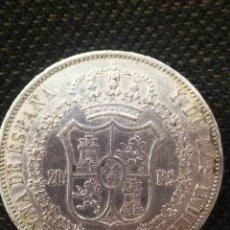 Monedas de España: RARA Y ESCASA MONEDA - ISABEL I I - 20 REALES PLATA -1836 -. Lote 269468818