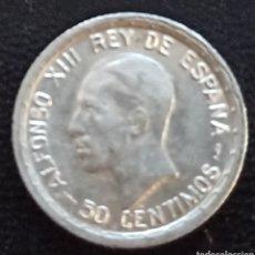 Monedas de España: MONEDA ESPAÑA 50 CÉNTIMOS 1926 ALFONSO XIII PLATA, PRECIOSA!!. Lote 269843693