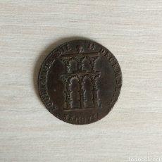 Monedas de España: MEDALLA SEGOVIA 1843. Lote 270243288