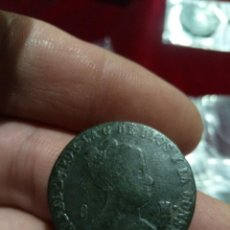 Monedas de España: 8 MARAVEDÍS DE ISABEL 2. Lote 273959538