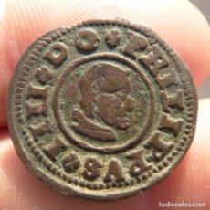 Monedas de España: 8 MARAVEDIS 1662 , FELIPE IV , MADRID. Lote 275147353