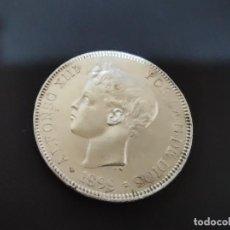 Monedas de España: DE COLECCION 5 PESETAS PLATA 1899 SG.V *18* *99* - ALFONSO XIII ¡¡¡¡¡LIQUIDACION !!!. Lote 276192288