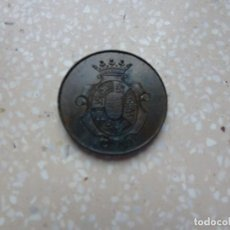 Monedas de España: ISABEL II - MEDALLA CONMEMORATIVA DE SU VISITA A LA CIUDAD DE JEREZ (CADIZ) 1862 - 23 MM . RARA ASÍ. Lote 276732478