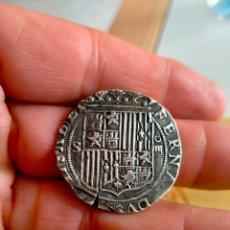 Monedas de España: REYES CATOLICOS 4 REALES. Lote 277432023