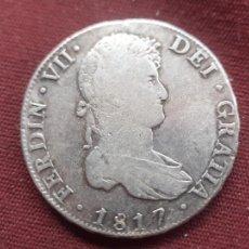 Monedas de España: 8 REALES DE PLATA DE 1817. POTOSÍ. Lote 277526383