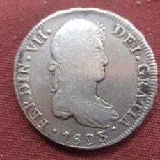 Monedas de España: 8 REALES DE PLATA DE 1823. POTOSÍ. Lote 277526638