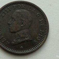 Monedas de España: ALFONSO XIII 2 CENTIMOS 1911 *12 EBC+. (M97). Lote 277628648
