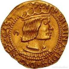 Monedas de España: [#908361] MONEDA, ESPAÑA, ARAGON, FERNANDO II, DUCAT, 1479-1516, PERPIGNAN, VERY RARE. Lote 278170678
