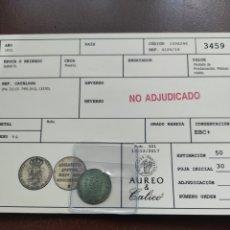 Monedas de España: MEDALLA ISABEL LL MADRID. Lote 278282208